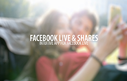 Facebook Live And Shares