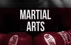 Canvas - Martial Arts (deposit Fee)