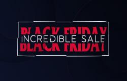 Black Friday Screens (deposit Fee)