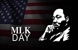 Canvas - Martin Luther King