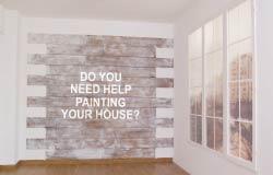House Painting (deposit Fee)