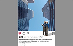 3d Template - Architect Instagram Skin (deposit Fee)